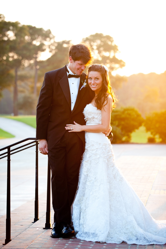 Post image for Christen & John {Pine Lakes Country Club}
