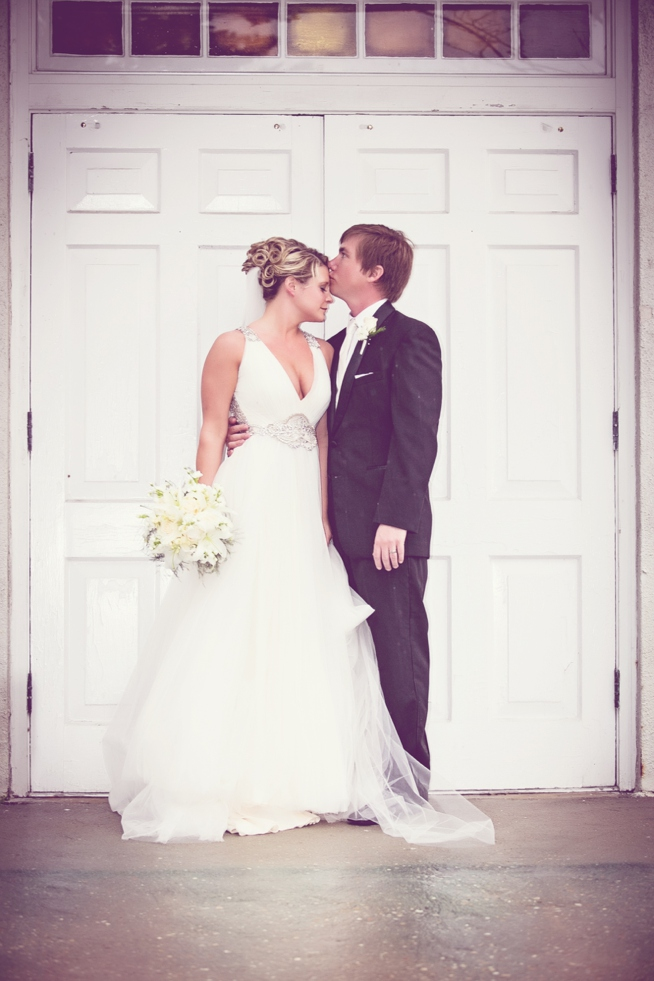 Post image for Allison & Colby {Peanut Warehouse}