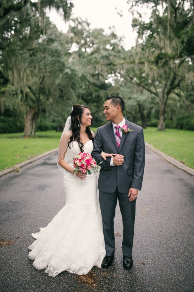 Post image for Charissa & Banja {Litchfield Plantation}