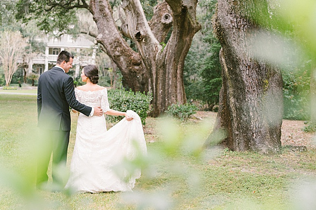 Post image for Jaclyn & Matt {Wachesaw Plantation}