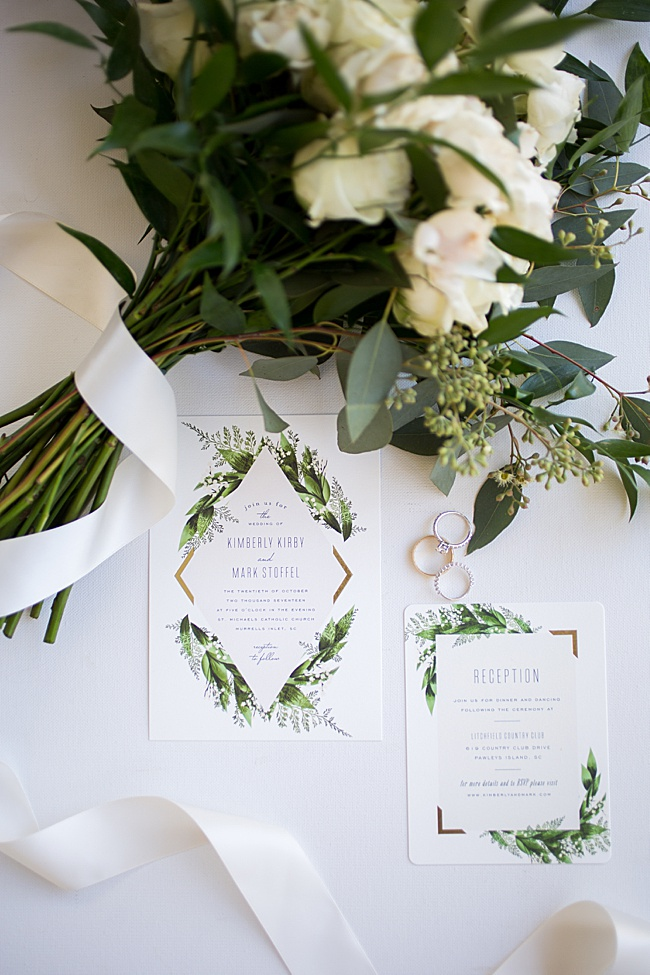 Post image for Kimberly & Mark {Litchfield Country Club}