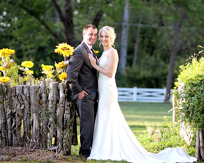 Post image for Morgan & Jeff {Wildberry Farm}