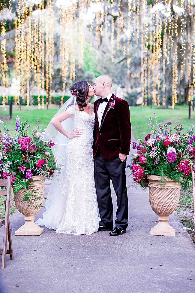 Post image for Anna-Marie & Adam {Brookgreen Gardens}