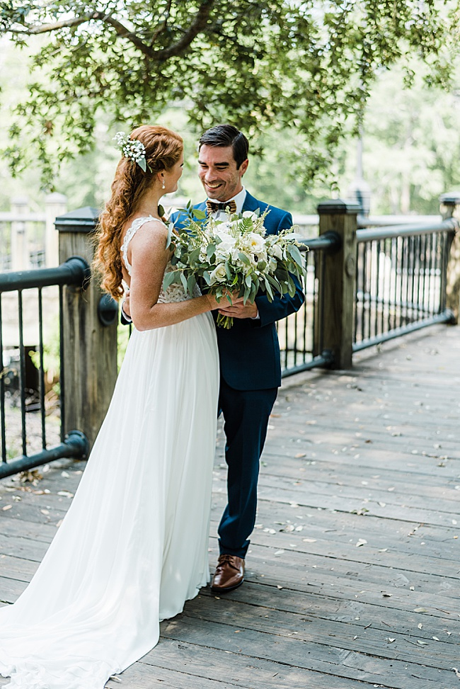 Post image for Margaret & Daniel {Riverfront Park}