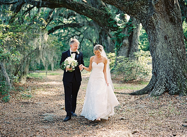 Post image for Olga & Jon {Magnolia Plantation & Gardens}