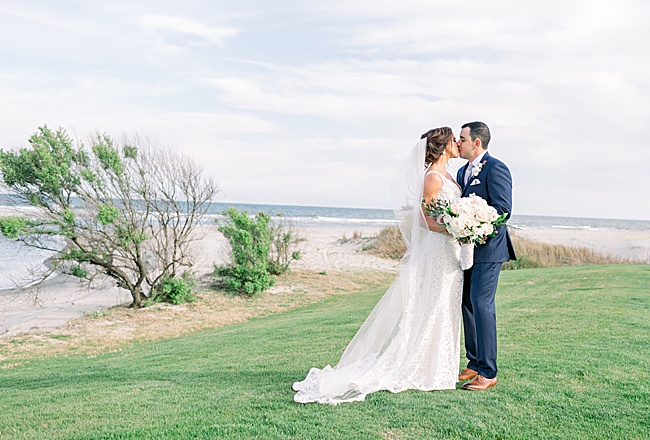 Post image for Jennifer & Nabeel {Dunes Golf & Beach Club}