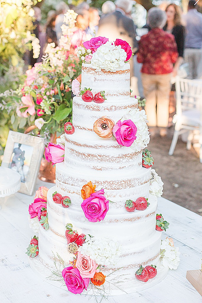 Post image for 10 Wedding Cakes We're Still Dreaming About
