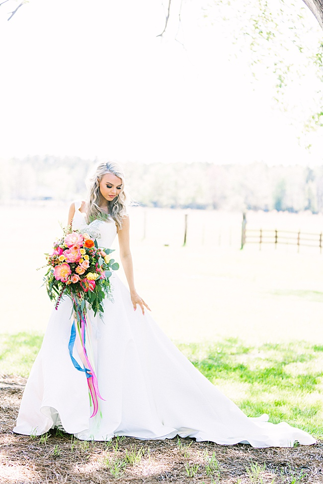 Post image for Styled Shoot {Wildhorse at Parker Farms}