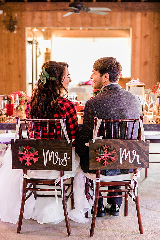 Post image for Holiday Styled Shoot {Wildhorse at Parker Farms}