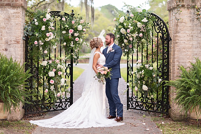 Post image for Anna & Austin {Brookgreen Gardens}