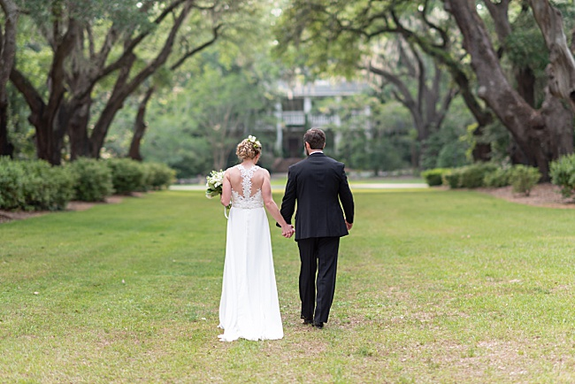Post image for Symmes & Brian {Wachesaw Plantation}